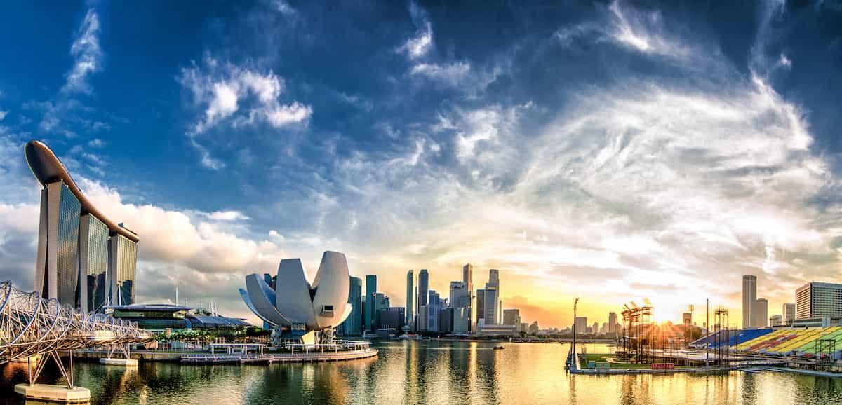 déménager a singapour